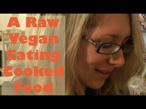 80/10/10 Raw Vegan Eats Cooked Mashed Potatoes