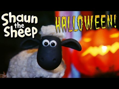 Shaun The Sheep - Things That Go Bump In The Night video
