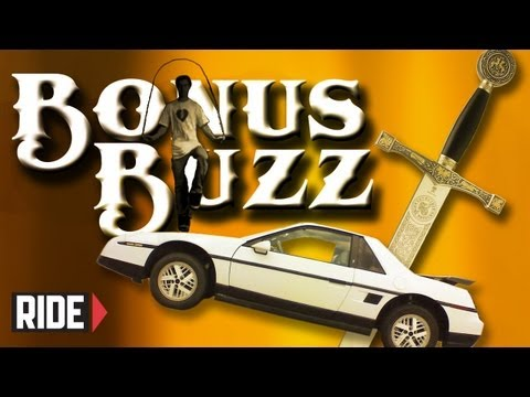 Lizard's Instagram, Sheckler's Car, Trainwreck's Karma & more! Weekend Buzz Bonus Buzz #3