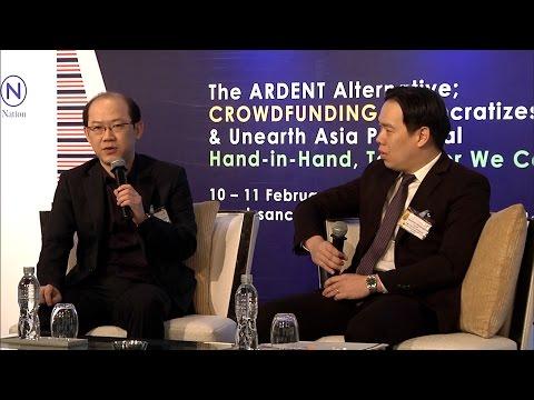 CrowdFunding Asia 2015 – TalkTime