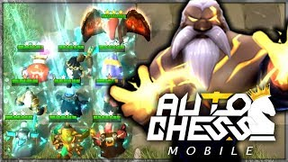 GODS After Nerf (Good or Bad?)   Claytano Auto Chess Mobile 98