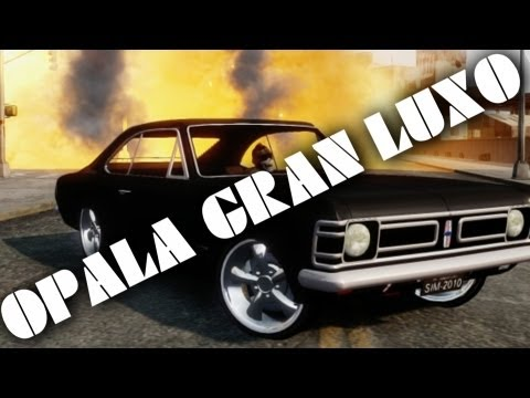 Opala Gran Luxo Sport