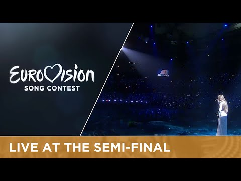 Agnete - Icebreaker (Norway) Live at Semi-Final 2 of the 2016 Eurovision Song Contest