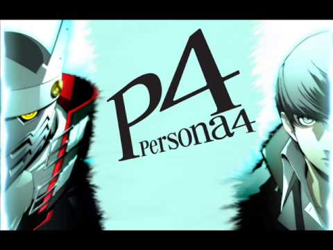 Birthday Extension: Electronica in the Velvet Room (Persona 4)