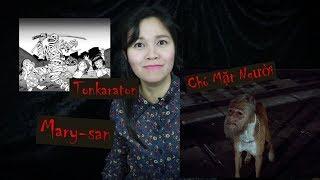 Truyền Thuyết Đô Thị Nhật II Mary San II Tonkaraton II Chó Mặt Người