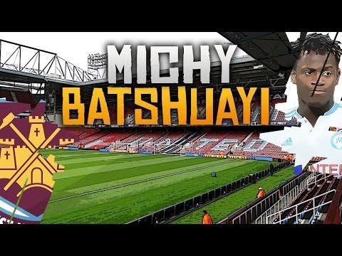 Michy Batshuayi●Welcome to West Ham?●Olympique Marseille