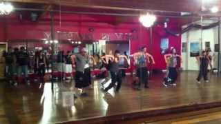 Millennium Dance Complex - emotional choreo by  Leslie Scott - Tari Mannello Dancing