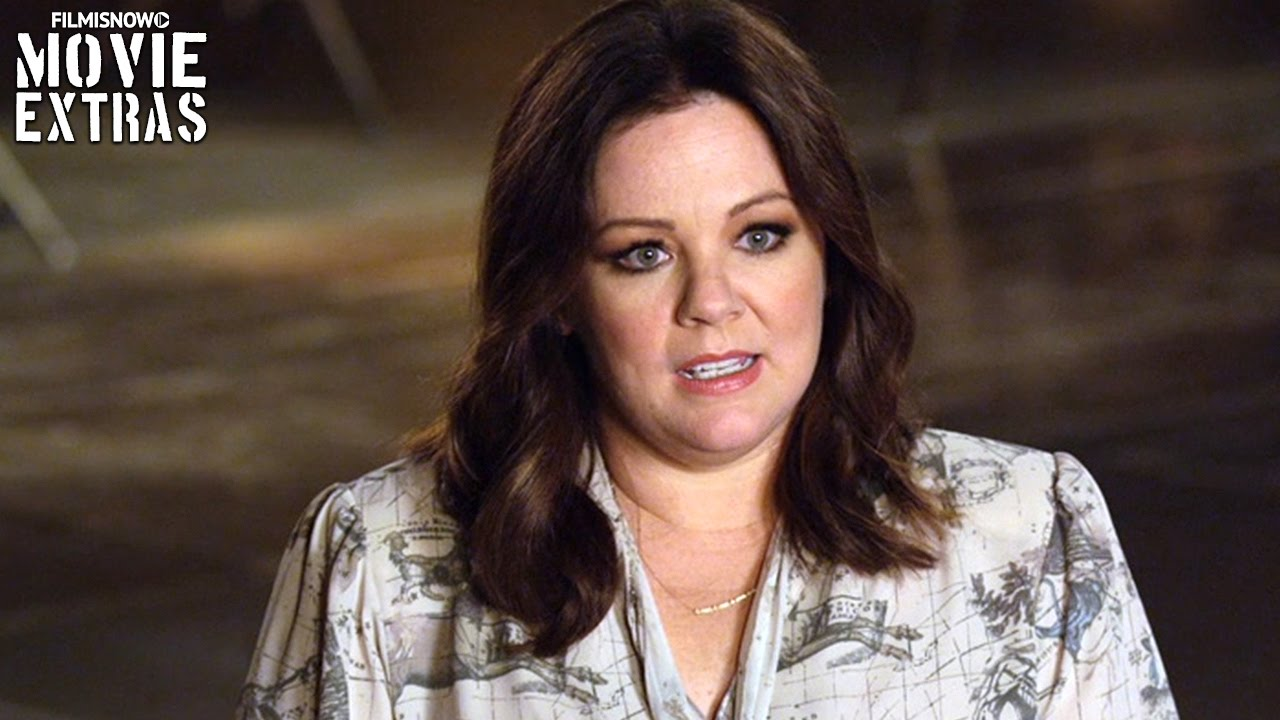 Melissa McCarthy is 'Michelle Darnell' in The Boss [On-Set Interview]