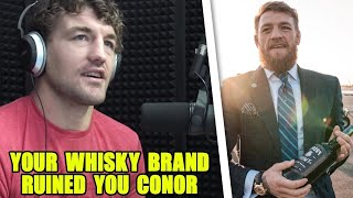 Ben Askren sends message to Conor McGregor, Max Holloway vs Khabib, Dana White