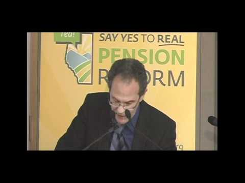 Pension Summit Presented by the Alberta Federation of Labour