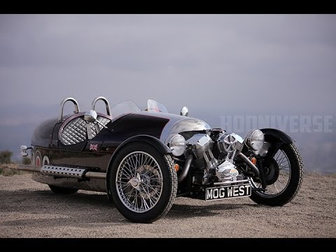 Review: Morgan 3 Wheeler