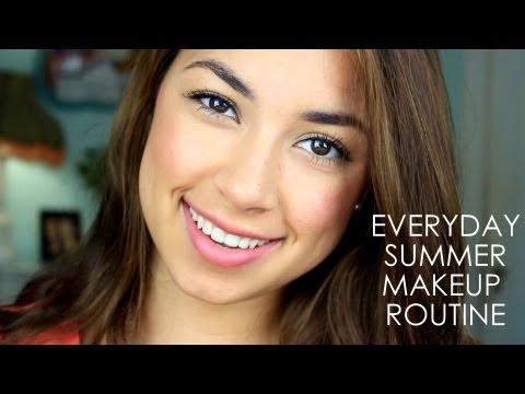 Simple Everyday Eyeshadow - Best Hairstyles 2014 Ideas