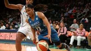 WNBA Chalkboard: The Playoffs
