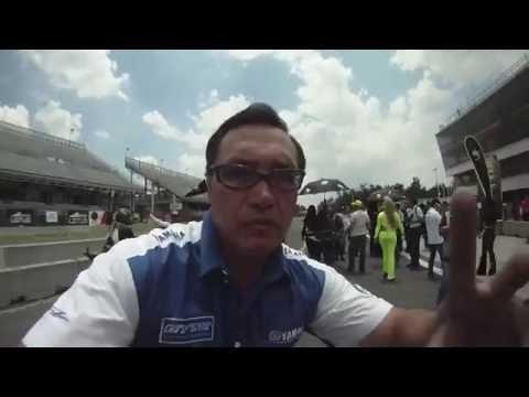 Vixion vs R15  race  Mexico