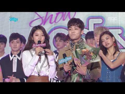 160924 Show! Music Core E523 Red Velvet - Ending Cut