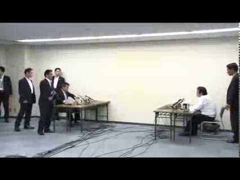 橋下徹「お前みたいなの許せねえ」vs在特・桜井 【全】10/20