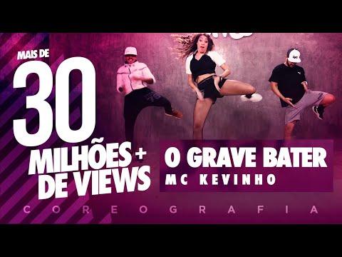 MC Kevinho - O Grave Bater - Coreografia   FitDance TV