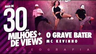 MC Kevinho O Grave Bater Coreografia FitDance TV
