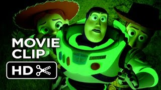 Toy Story of Terror Movie CLIP - Hand Signals (2014) - Pixar Blu-Ray Release Movie HD