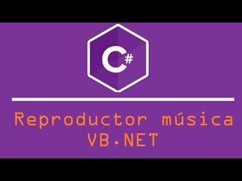 como hacer un reproductor con lista en visual basic 2010