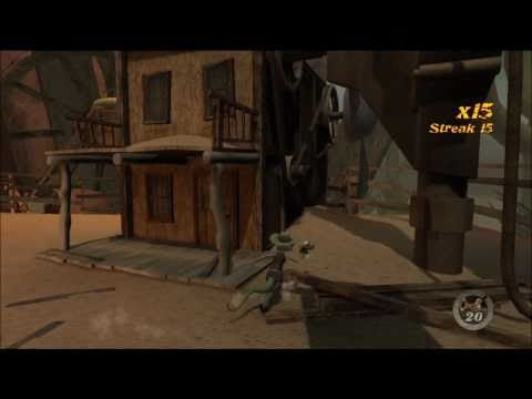 Rango Walkthrough Video Guide: Tale 3 (PS3/XBOX 360/Wii/DS)
