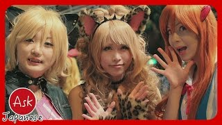 Best ANIME NOW and EVER!! Ask Japanese Cosplayers!