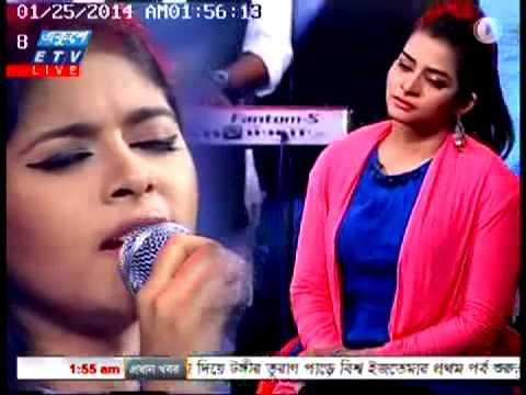 Dharok band- etv phono live- jochona koreche ari