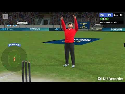IPL Cricket Hyderabad vs Delhi