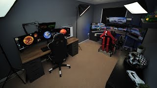 2018 ROOM TOUR / ULTIMATE GAMING ROOM