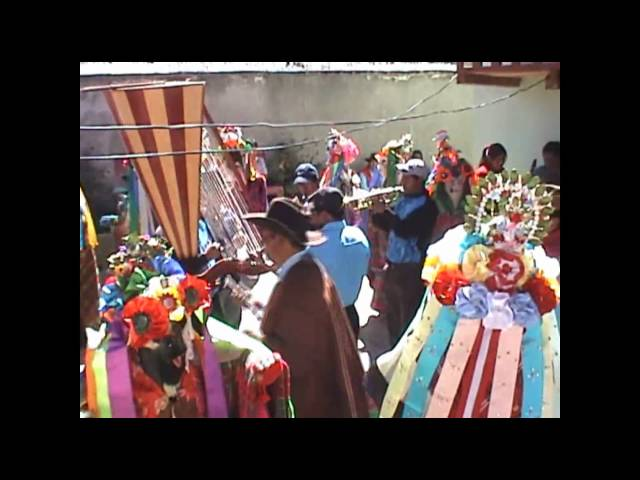Los Negritos de Cajatambo 2009 Parte - 2