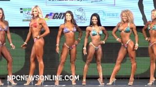 2016 NPC Emerald Cup Bikini Open Overall