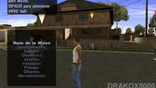 GTA San Andreas - Como Instalar y Usar DYOM Mod en español