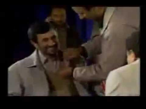 احمدی دودولش سلام میکنه