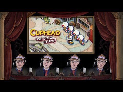 "CUPHEAD ""Take a Quick Break"" Acapella Cover (Barbershop Quartet Song)"