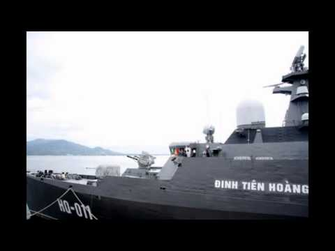 VN-VIETNAM SENDS WARSHIPS TO VISIT PORT OF PHILIPPINES