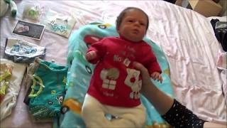 Préparation du colis bebe reborn Angel