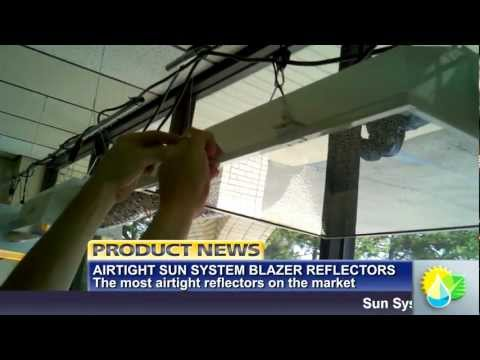 Sunlight Supply presents The Blazer Airtight Seal