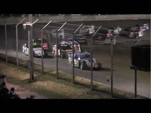 King Of America---Humboldt Speedway 3-30-2013 Nite #3 A-MAin Video