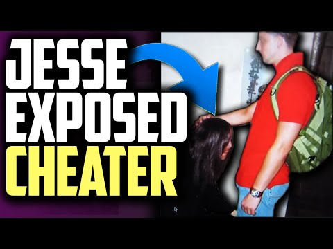 BFVsGF's Jesse Wellens Exposed CHEATING On Jeana Smith Again! Myspace & Roastking Announcement