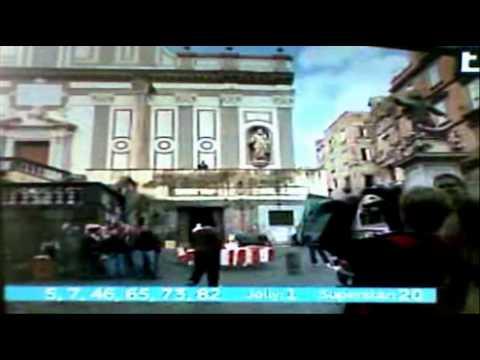 Napoli rischia di uscire dall'Heritage List dell'UNESCO: servizio del TG1
