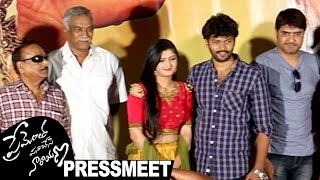 Prementha Pani Chese Narayana Movie Team Press Meet | Srikanth, Jonnalagadda Srinivasarao, Yajamanya