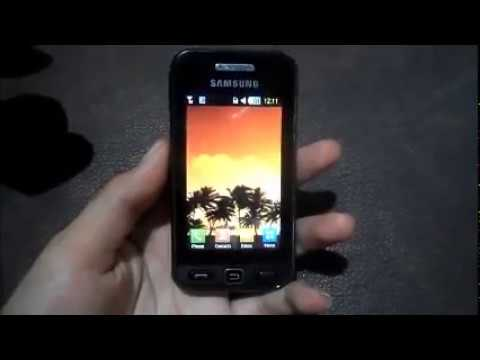 Samsung Star Android 4.0 ICS