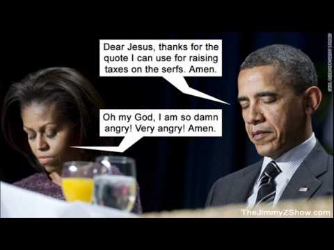 Obama 'The Most Christian President In American History' Article :: Jimmy Z