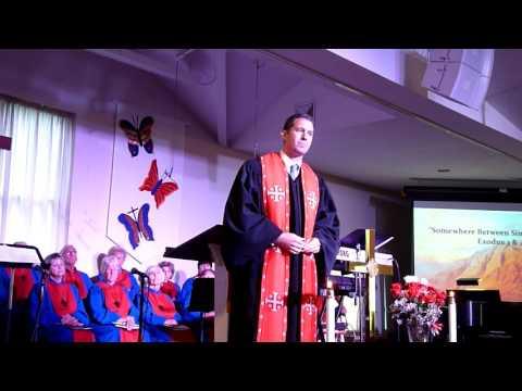 "Harbor United Methodist Church 5/22/16 Sermon: ""Somewhere Between Sinai and Egypt"""