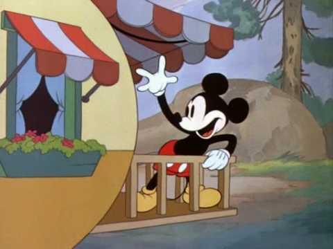Mickey Mouse - La caravana de Mickey