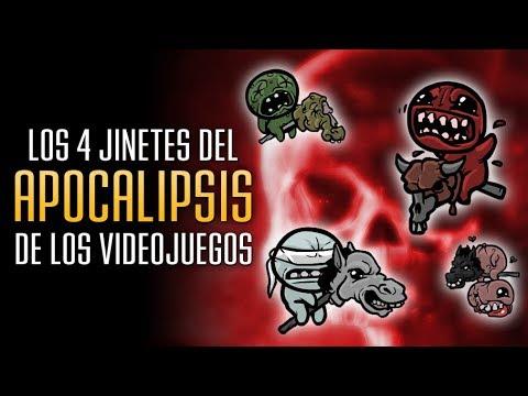 Los 4 Jinetes del Apocalipsis de los Videojuegos
