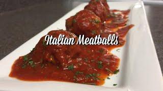 How To Make Italian Turkey Meatballs