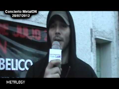 Especial concierto MetalON (Parte 1) - Metalogy