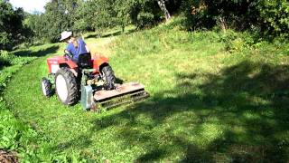 Homemade Flail Mower II