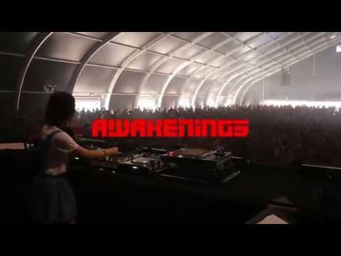 Nina Kraviz @ Awakenings Festival 2014 Day 2